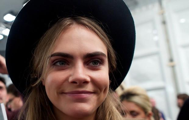 Semanas de Moda - Londres - Burberry (Foto: Agência AFP)