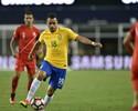 Renato Augusto está na lista de 35 para a Olimpíada; Willian fica fora