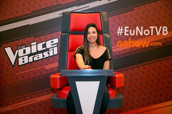 Tem que bombar nas redes sociais com a hashtag oficial #EuNoTVB (Foto: Isabella Pinheiro / Gshow)