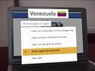 Itamaraty aumenta grau de alerta para turistas brasileiros na Venezuela