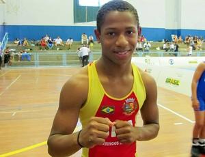 Erivan Luta Olímpica (Foto: Carolina Fontes / Globoesporte.com)