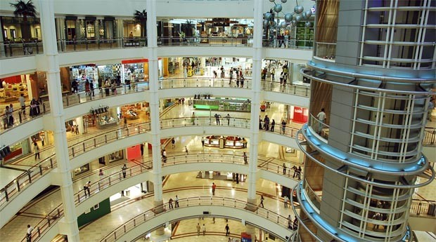 Shoppings cresceram impulsionados pelas vendas de smartphones (Foto: Photopin)