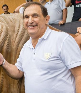 Marquinho Chedid (Foto: Rafael Moreira / C.A. Bragantino)