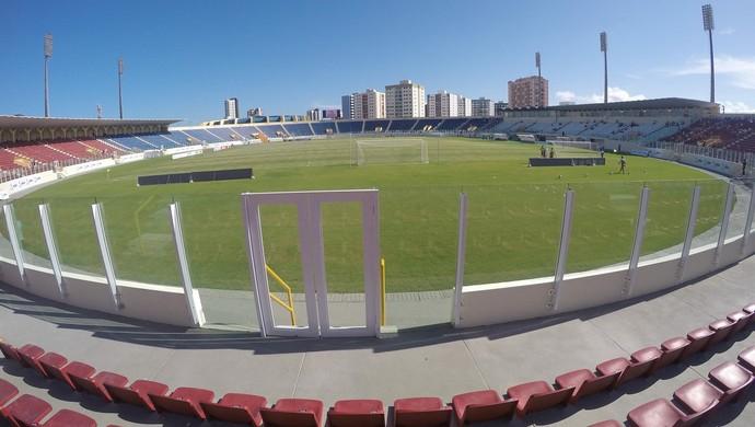 Arena Batistão (Foto: Osmar Rios)