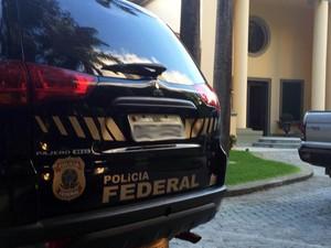 Polícia Federal deflagra operação em Salvador (Foto: Divulgação/PF)