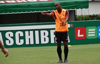 Tupi-MG embarca para Maranhão com quatro jogadores pendurados