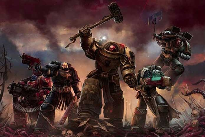 Games Workshop faz promoção de Warhammer (Foto: Divulgação/Games Workshop)