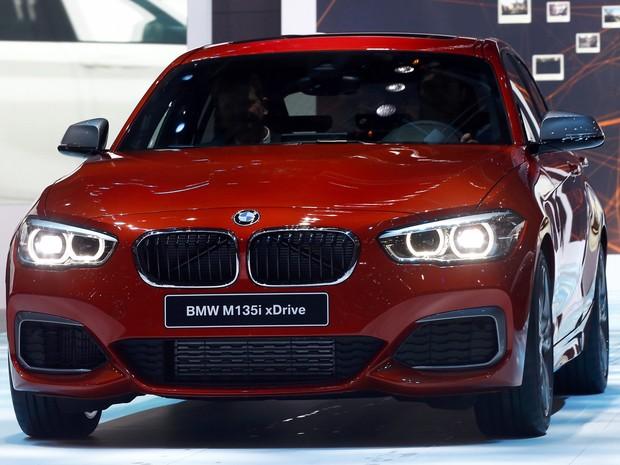 BMW Série 1 (Foto: Arnd Wiegmann/Reuters)