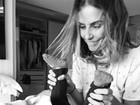 Hugo Moura posta foto de Deborah Secco com Maria Flor: 'Nasci pra vocês'