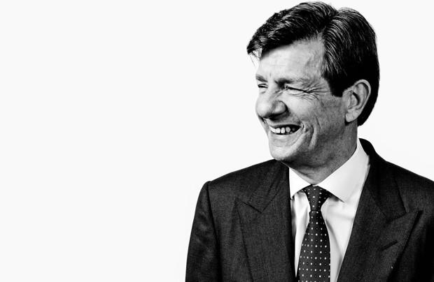 Roberto Setubal assumiu o Itaú em 1994. Ele o transformou no maior banco da América Latina (Foto: Gabriel Rinaldi)