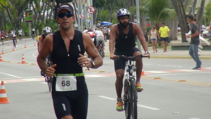Triatlo al (Foto: Viviane Leão/GloboEsporte.com)
