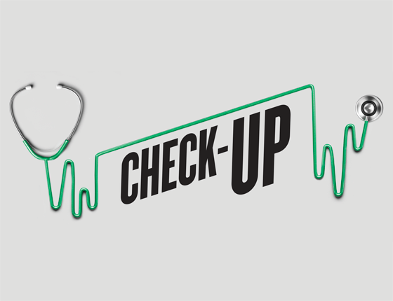 Logo do Check-up, o novo canal de saúde de ÉPOCA (Foto: ÉPOCA)