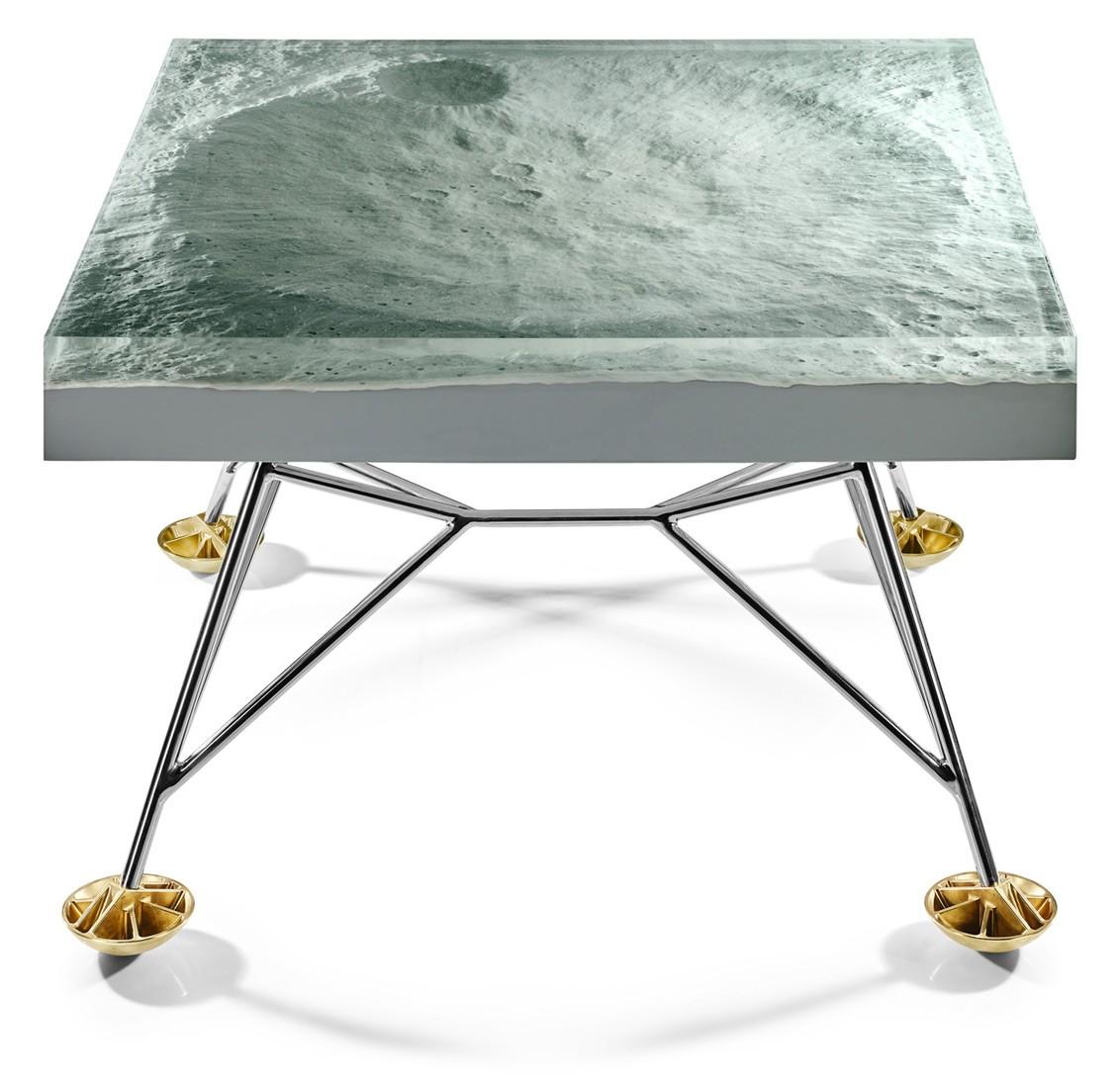 A mesa Apollo 11 (Foto: Divulgação)