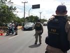 Polícia Rodoviária intensifica fiscalização durante o Carnaval no RN