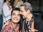 Clovys Torres, namorado de Betty Lago, faz homenagem à atriz na web