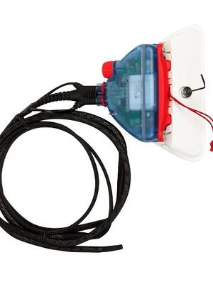 Shark Shield, equipamento contra tubarões (Foto: Sharkshield.com)