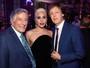Lady Gaga e Paul McCartney vão à festa de 90 anos de Tony Bennett