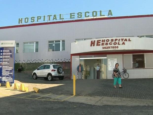 Hospital Escola de Itajubá (MG) pode ampliar leque de transplantes (Foto: Reprodução EPTV/Edson de Oliveira)