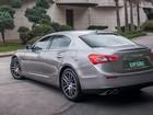 Maserati  Quattroporte e Ghibli têm recall; carros podem acelerar sozinhos