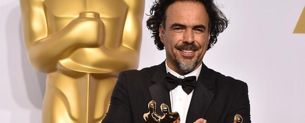 'Birdman' fatura Oscar de melhor filme (Jordan Strauss/Invision/AP)