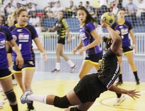Mogi das Cruzes handebol Jogos Regionais (Foto: Cleomar Macedo / Smel)