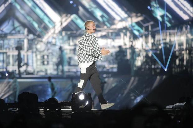 Justin Bieber (Foto: Anderson Barros / EGO)