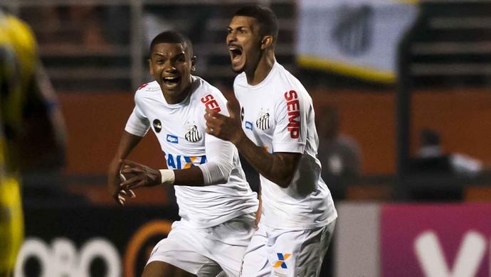 Alison santos gol (Foto: Ivan Storti/Santos FC)