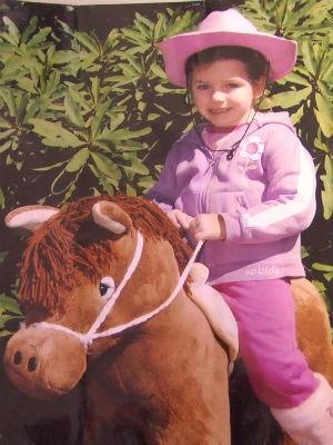 Menina está desaparecida há 32 dias (Foto: Polícia Civil/Divulgação)