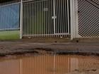 Com chuva, GDF aumenta gasto com asfalto em R$ 4 milhões por mês