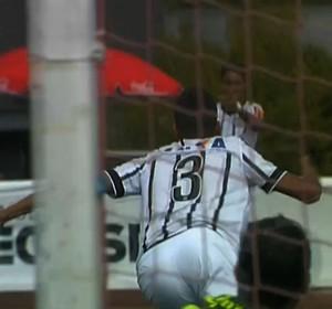 Corinthians Santos laguna Mundialito de Clubes sub-17 (Foto: Reprodução SporTV)