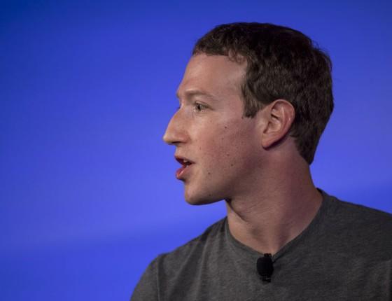 Mark Zuckerberg,em evento na Califórnia este ano (Foto:  David Paul Morris/Bloomberg via Getty Images)