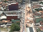 Faixa do BRT na Augusto Montenegro será usada para desvio de trânsito