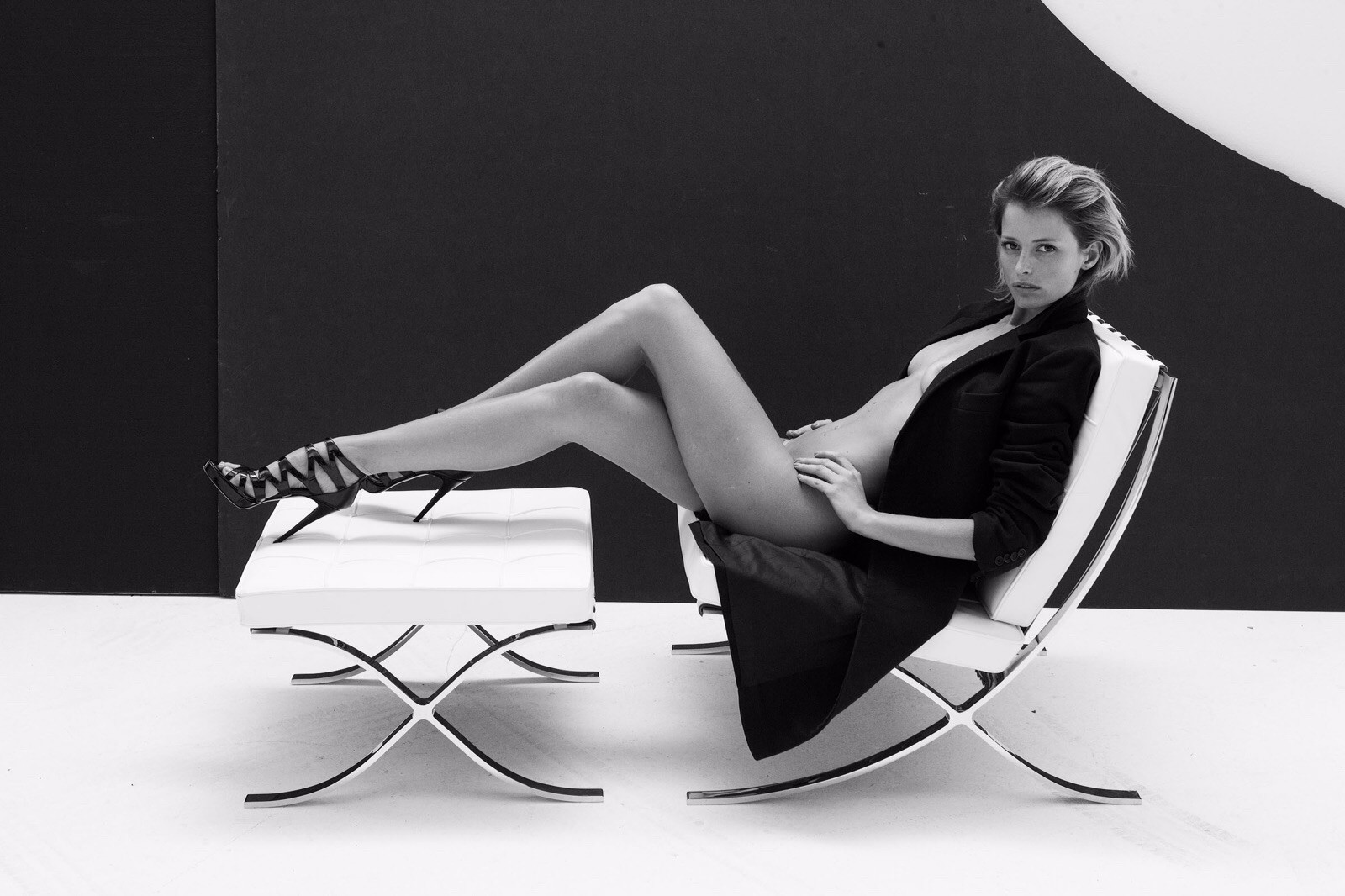 Flavia já trabalhou para Chanel, Miu Miu e Louis Vuitton (Foto: Divulgação)