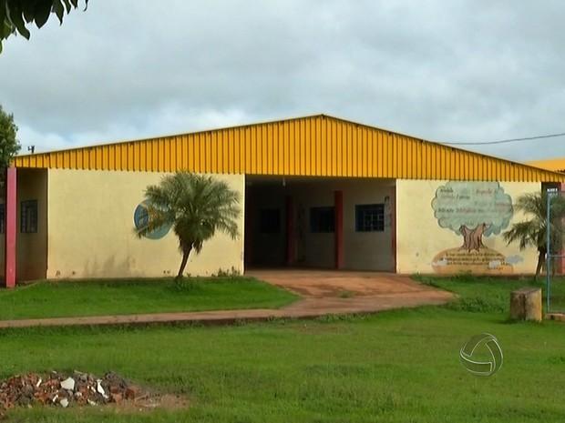Alunos estão sem aula desde o último dia 12 (Foto: Reprodução/ TVCA)