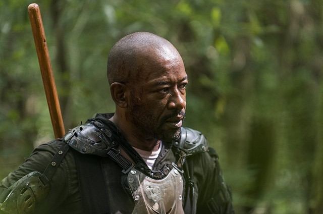 The Walking Dead revela que personagem transita para Fear the Walking Dead
