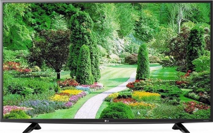 As Smart TVs da LG se destacam pelo sistema operacional bastante intuitivo (Foto: Divulgação/LG)