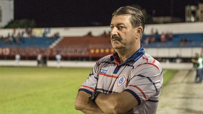 Leandro Campos (Foto: Coruja Matuta)
