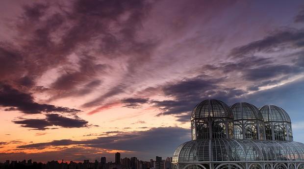 Curitiba (PR) (Foto: Mathieu Bertrand Struck)