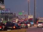 Pedágio da Ponte Rio-Niterói tem aumento de 8,11% nesta quarta
