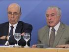 Governo anuncia pacote de medidas para estimular a economia