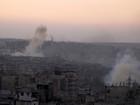 Síria diz que reduzirá bombardeios contra rebeldes em Aleppo