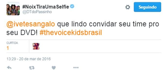 Dream Team do Passinho comenta The Voice Kids (Foto: Gshow)