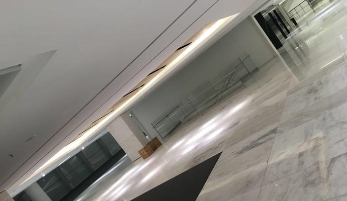 arena corinthians teto (Foto: GloboEsporte.com)