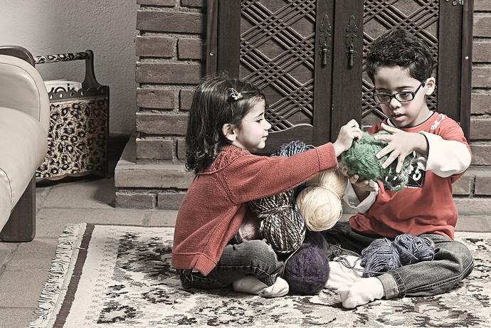 Mateus e Sofia (Foto: Leonardo Luz/Divulgação)