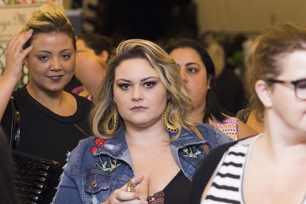 Aline Zattar, Miss Brasil Plus Size 2013 (Foto: Robson Leandro da Silva/Equipe Pop Plus)
