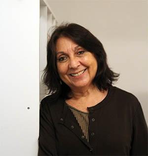 Elvia Bezerra, cearense e coordenadora de Literatura do IMS no Rio de Janeiro, foi a responsável pela transferência do acervo à Unifor (Foto: Acervo Rachel de Queiroz/Instituto Moreira Salles)