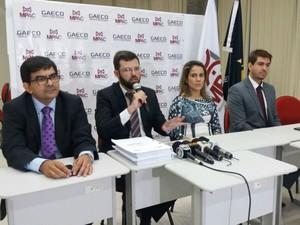 MP-AC denunciou 165 pessoas ligadas a facções criminosas  (Foto: Iryá Rodrigues/G1)