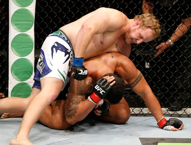 Palelei x Rosholt (Foto: Getty Images)
