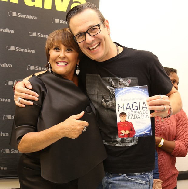 Sense Márcia e Celso Zucatelli (Foto: Deivid Correa/AgNews)