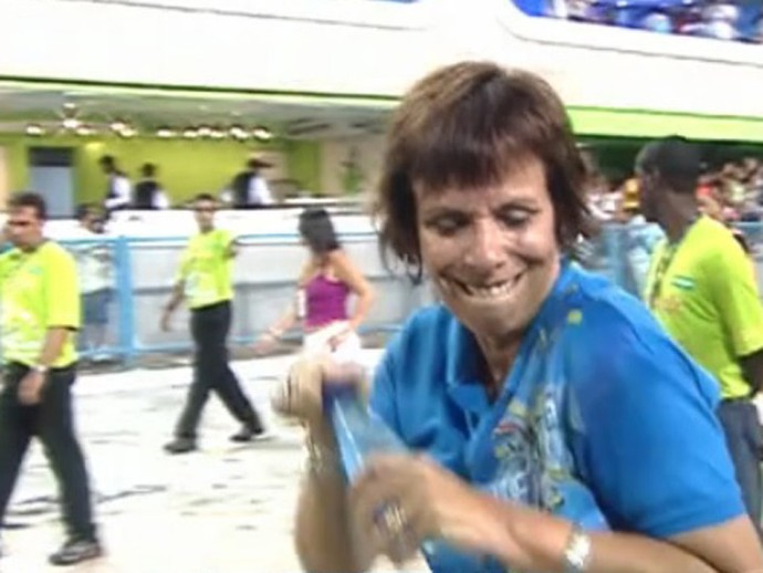 Sandra Moreyra (Foto: TV Globo)